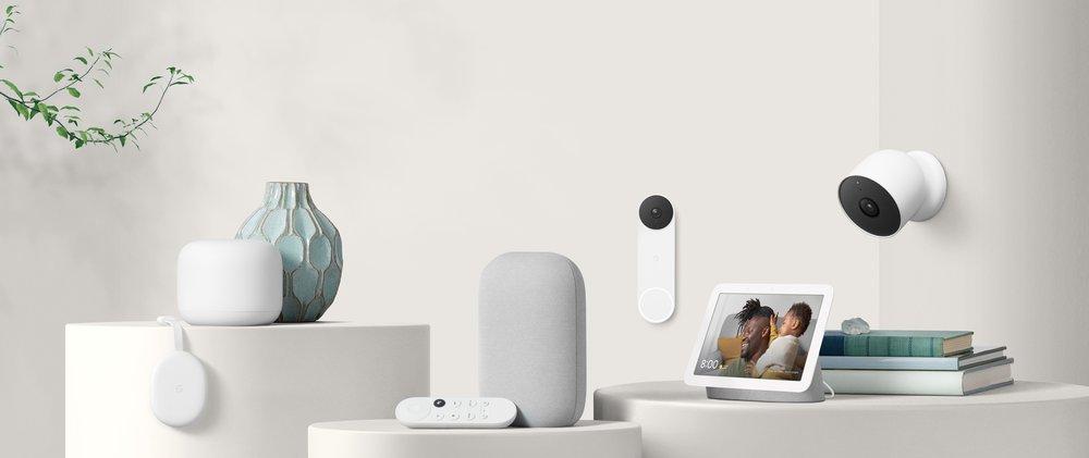 Google Nest Family